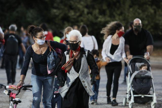 Βατόπουλος στο MEGA : Παραμένει στο τραπέζι η καθολική χρήσης μάσκας | tovima.gr
