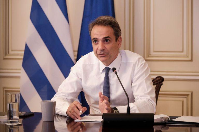 Η ανάρτηση Μητσοτάκη για τον Παύλο Μπακογιάννη | tovima.gr