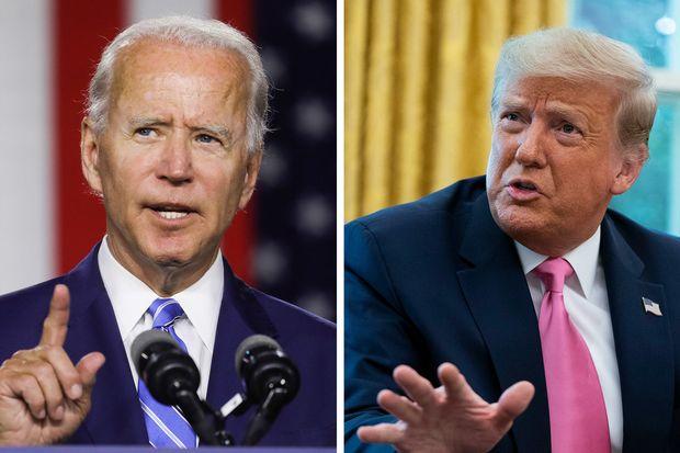 Εκλογές – ΗΠΑ : Πρώτο ντιμπέιτ Τραμπ-Μπάιντεν την Τρίτη | tovima.gr