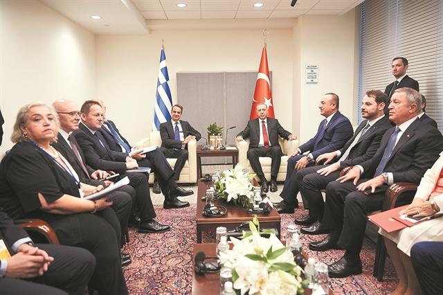 Ελληνοτουρκικά : Στα άδυτα των διερευνητικών επαφών | tovima.gr
