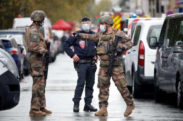 Γαλλία: «Σε πόλεμο εναντίον της ισλαμικής τρομοκρατίας» | tovima.gr