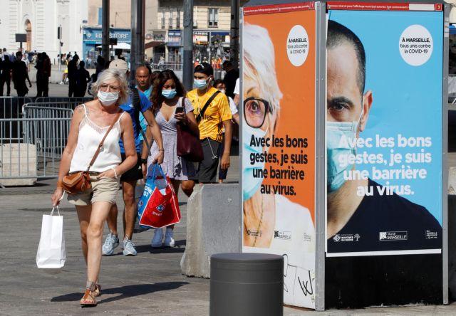 Γαλλία: Πάνω από 11.000 κρούσματα και 27 νεκροί σε 24 ώρες | tovima.gr