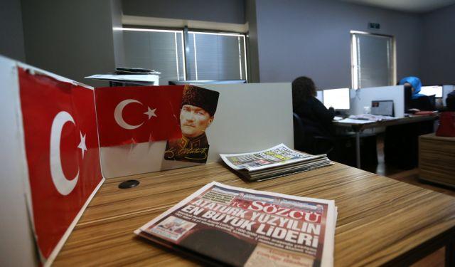 Ο Ερντογάν φιμώνει τους επικριτές του – Ο νέος νόμος που ξεπερνά κάθε όριο | tovima.gr