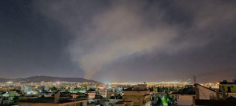 Φωτιά στο ΧΥΤΑ Φυλής:  Μικρές εστίες φωτιάς   tovima.gr