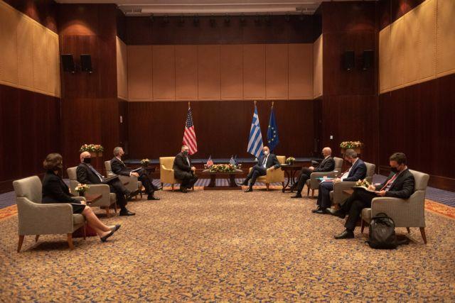 Πάιατ: Οι ΗΠΑ στηρίζουν τις προσπάθειες για οικοδόμηση ειρήνης στην Ανατ. Μεσόγειο | tovima.gr