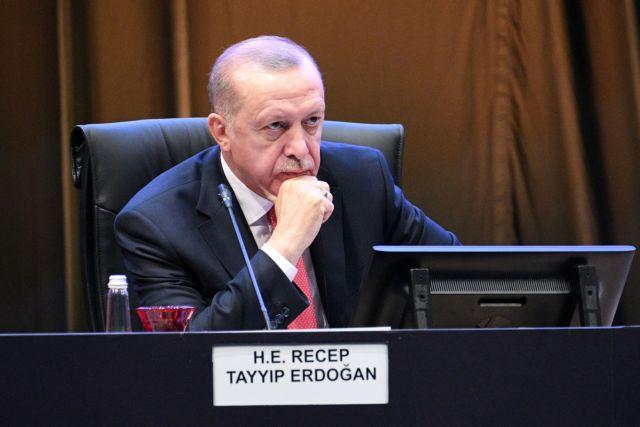 Ερντογάν : «Στη Μεσόγειο δεν είμαστε μουσαφίρηδες, αλλά ιδιοκτήτες» | tovima.gr