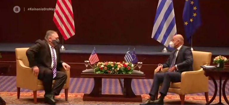 Πομπέο : Κοινό στρατηγικό όραμα με την Ελλάδα   tovima.gr