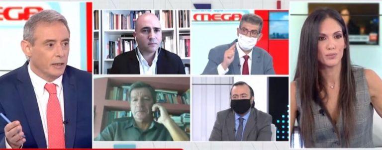 Σκληρή κόντρα Μπογδάνου – Γιαννούλη στο MEGA για τις καταλήψεις στα σχολεία   tovima.gr