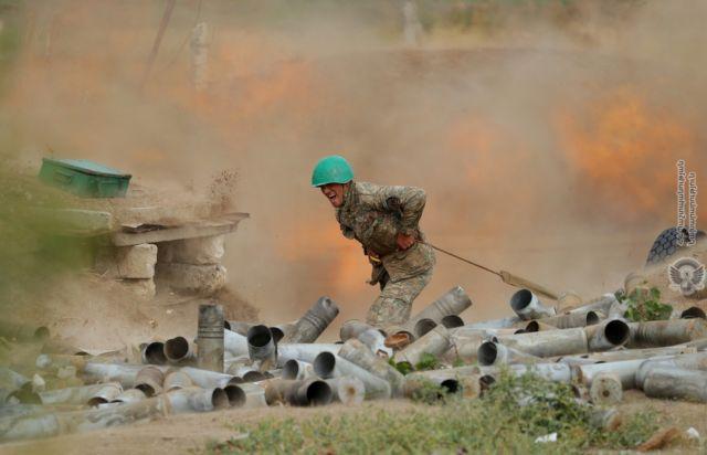 Τουρκικά παιχνίδια πολέμου στο Ναγκόρνο Καραμπάχ: Προπαγάνδα από Αγκυρα εμπλέκει την Ελλάδα | tovima.gr