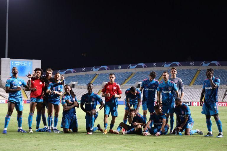 Ο Ολυμπιακός ανέβασε την Ελλάδα στη 17η θέση της βαθμολογίας της UEFA | tovima.gr