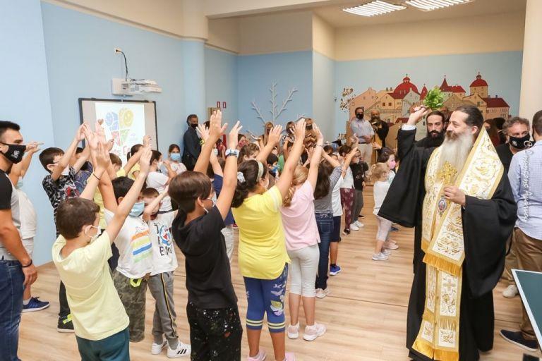Η «Αποστολή» αγκάλιασε όλα τα παιδιά της Λαμίας | tovima.gr