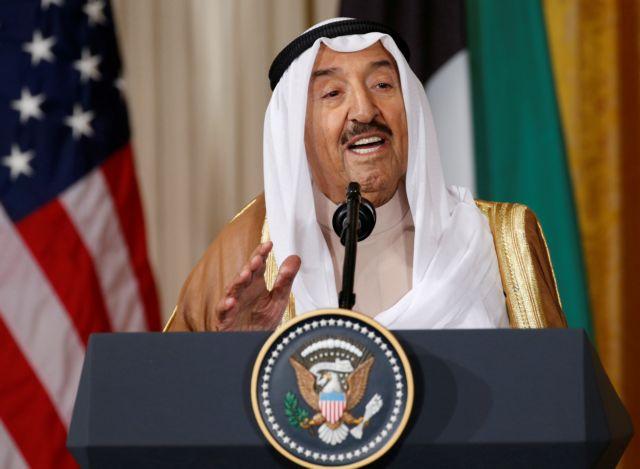 Κουβέιτ: Πέθανε σε ηλικία 91 ετών ο εμίρης | tovima.gr