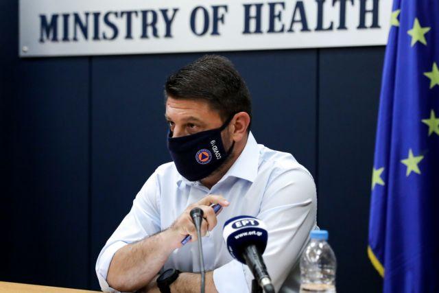Χαρδαλιάς: Το ζήτημα δεν είναι να μιλάμε συνεχώς για νέα μέτρα, αλλά να εφαρμόζονται αυτά που έχουν ληφθεί | tovima.gr