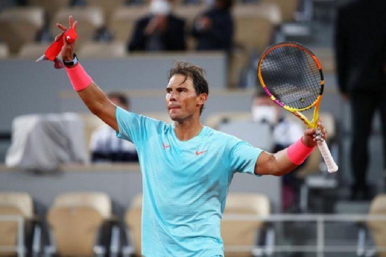 Roland Garros: Εύκολη νίκη για Ναδάλ | tovima.gr