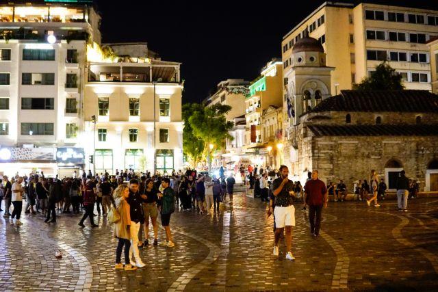 Κορωνοϊός : Βόμβα η Αττική – Εχει 195 από τα 354 νέα κρούσματα | tovima.gr