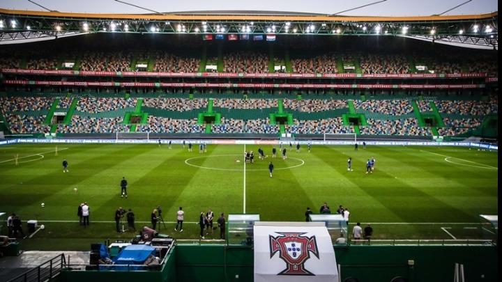Με κόσμο τα ματς της Εθνικής Πορτογαλίας   tovima.gr