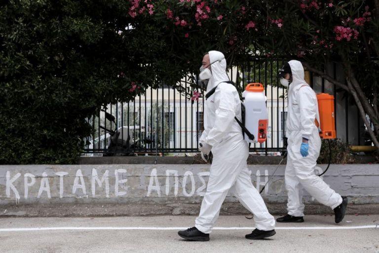 Βατόπουλος στο MEGA: Εύκολα εφαρμόσιμο μέτρο η γενικευμένη χρήση της μάσκας | tovima.gr