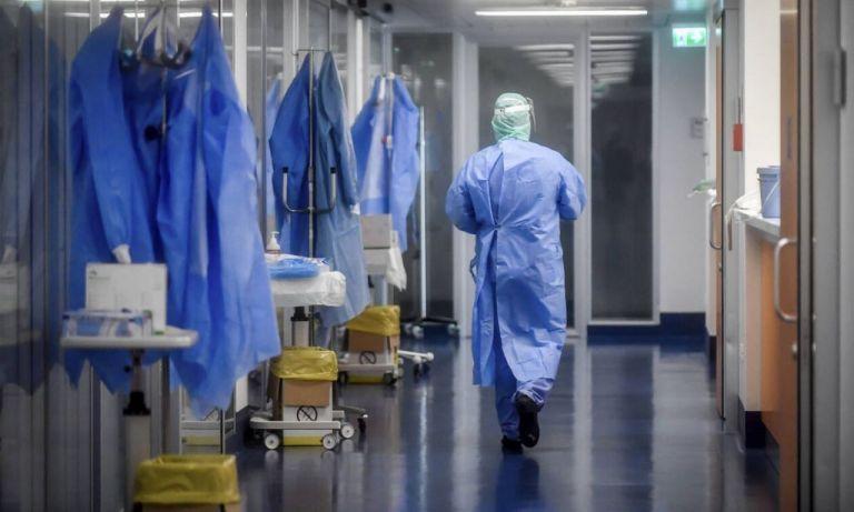 Αποκλειστικό MEGA: Η μάχη των υγειονομικών με τον κοροναϊό στις ΜΕΘ | tovima.gr