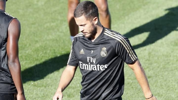 Ρεάλ Μαδρίτης: Τραυματίστηκε ξανά ο Αζάρ | tovima.gr