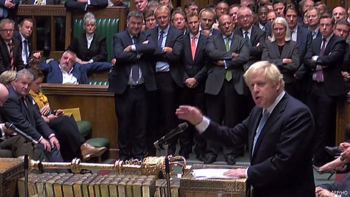 Βρετανία: Απετράπη «ανταρσία» των Τόρις – Η επίπληξη στον Τζόνσον | tovima.gr