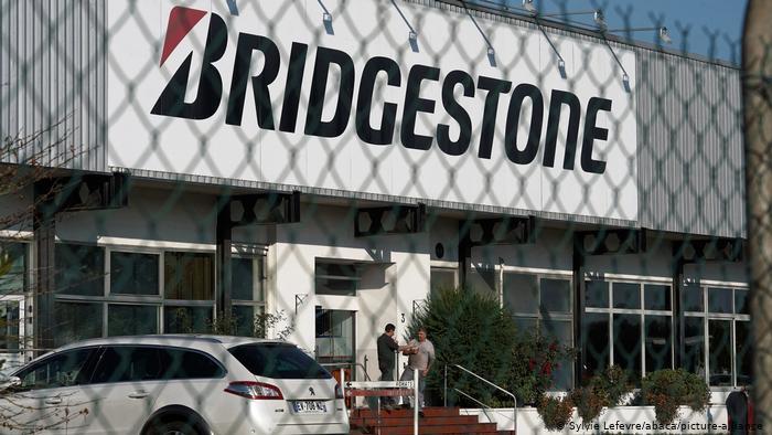 Η Bridgestone γυρνά την πλάτη στη Γαλλία | tovima.gr
