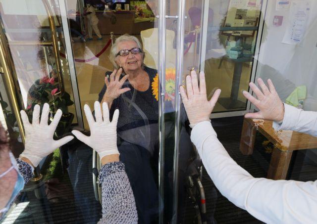 Κορωνοϊός: Μετατραυματικό στρες στους εργαζόμενους των οίκων ευγηρίας | tovima.gr