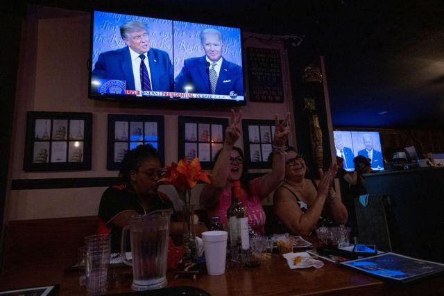 Το debate Τραμπ-Μπάιντεν και η παρακμή της Αμερικής   tovima.gr