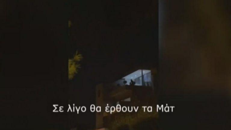 Αποκλειστικές εικόνες από το κορονα-πάρτι της Αγίας Παρασκευής – «Σε λίγο θα με πάρουν τα ΜΑΤ» | tovima.gr