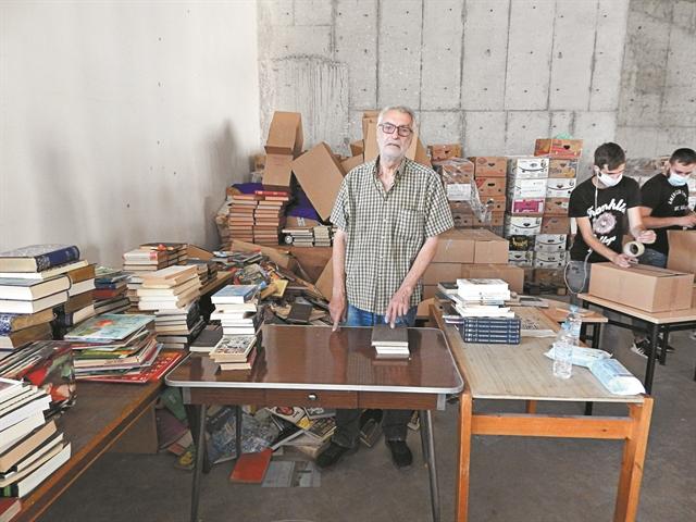 Τα βιβλία που δίνουν στέγη στη… ζωή | tovima.gr