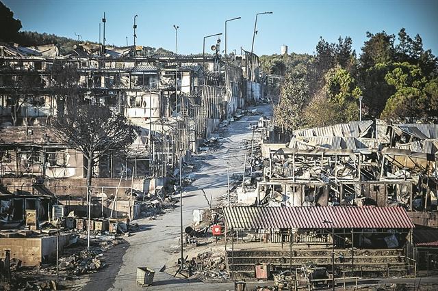 Τα μυστικά της έρευνας της Αντιτρομοκρατικής και της ΕΥΠ για την καταστροφή της δομής | tovima.gr