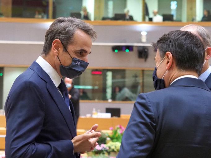 Σύνοδος Κορυφής: Νέο προσχέδιο συμπερασμάτων στο δείπνο των ηγετών μετά την ελληνική αντίδραση | tovima.gr
