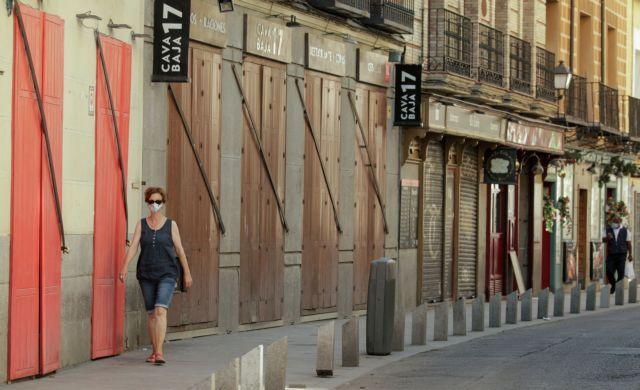 Κορωνοϊός : Σε καραντίνα ολόκληρη η Μαδρίτη | tovima.gr