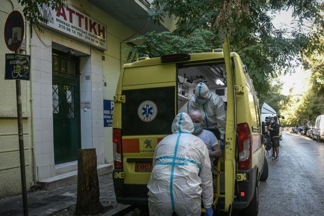 Κορωνοϊός : Δύο νέοι θάνατοι μέσα σε λίγες ώρες | tovima.gr