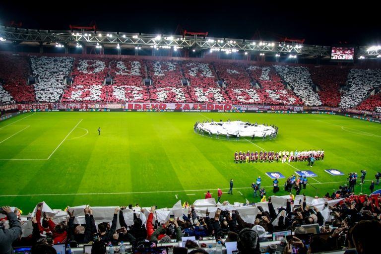 Champions League: Πρεμιέρα εντός με Μαρσέιγ, φινάλε εντός με Πόρτο – Το πρόγραμμα του Ολυμπιακού | tovima.gr