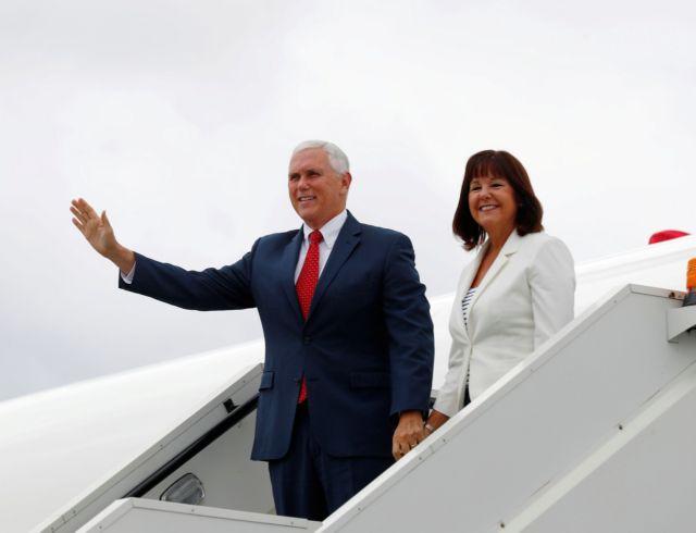 ΗΠΑ : Αρνητικός στον κορωνοϊό ο αντιπρόεδρος Μάικ Πενς και η σύζυγός του | tovima.gr