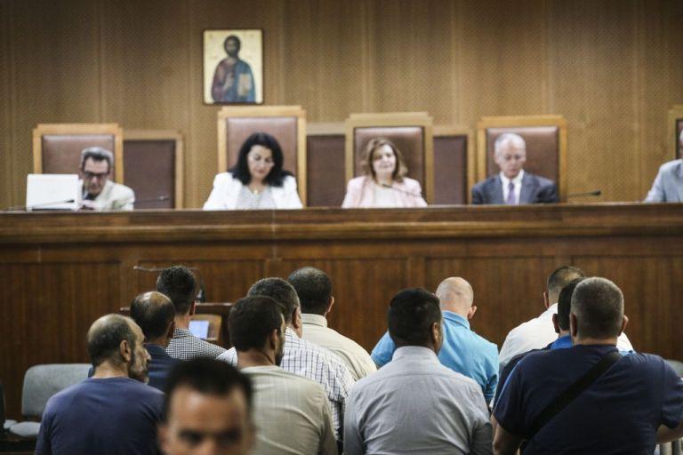 Δίκη Χρυσής Αυγής: Οι πολιτικοί αρχηγοί ενώνουν τις φωνές τους | tovima.gr