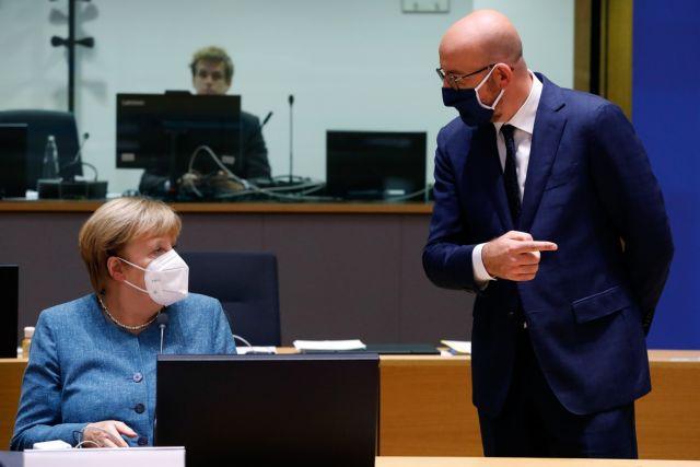 Σύνοδος Κορυφής : Η Γερμανία απέρριψε ελληνική πρόταση για κυρώσεις στην Τουρκία | tovima.gr