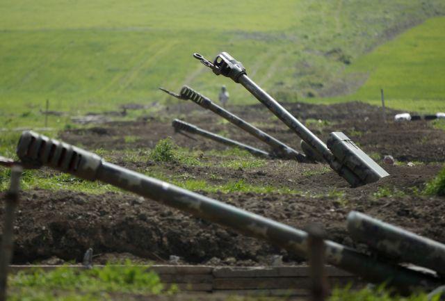 Ναγκόρνο Καραμπάχ: Καταρρίφθηκαν 3 αζερικά αεροσκάφη λέει η Αρμενία | tovima.gr