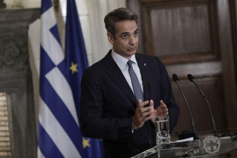 Μητσοτάκης: Ολέθριο για τη χώρα το πέρασμα της Χρυσής Αυγής | tovima.gr