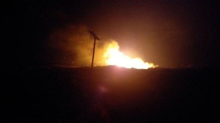 Ολονύχτια μάχη με τις φλόγες στη Ζάκυνθο – Η φωτιά έφθασε πάνω από το Ναυάγιο | tovima.gr