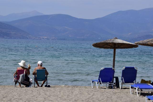 Καιρός: Στους 36 βαθμούς έφθασε η θερμοκρασία | tovima.gr