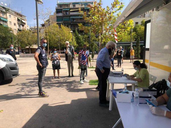 Κορωνοϊός: Ξεκινούν δωρεάν τεστ στη Θήβα οι κινητές μονάδες του ΕΟΔΥ