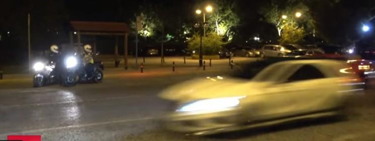 Αποκλειστικό MEGA: Καταδίωξη και σύλληψη οδηγού που συμμετείχε σε κόντρες στην παραλιακή | tovima.gr