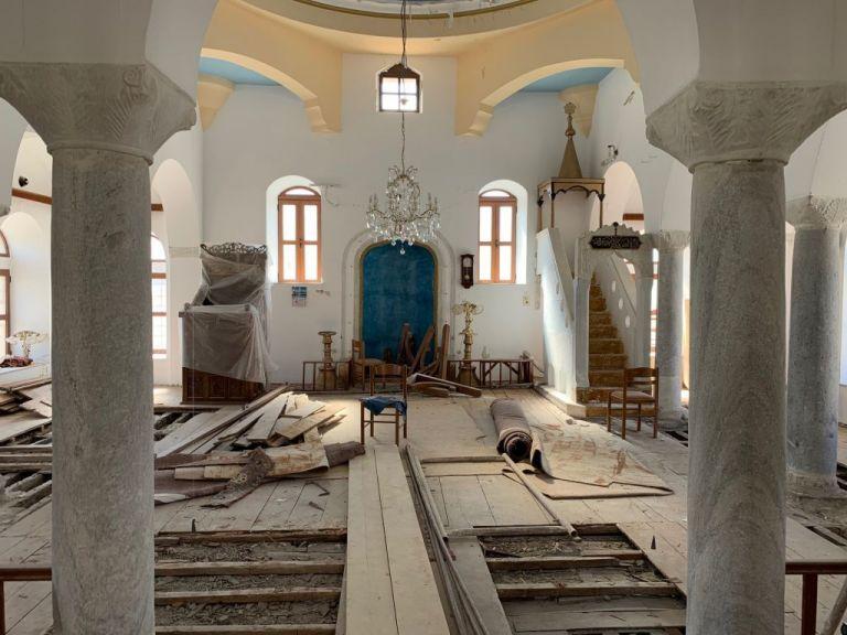 Κως: Ξεκινά η αποκατάσταση στα μνημεία που επλήγησαν από το σεισμό του 2017 | tovima.gr