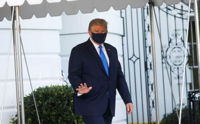 Κορωνοϊός – ασθένεια Τραμπ : Τέσσερα ερωτήματα ζητούν απαντήσεις | tovima.gr