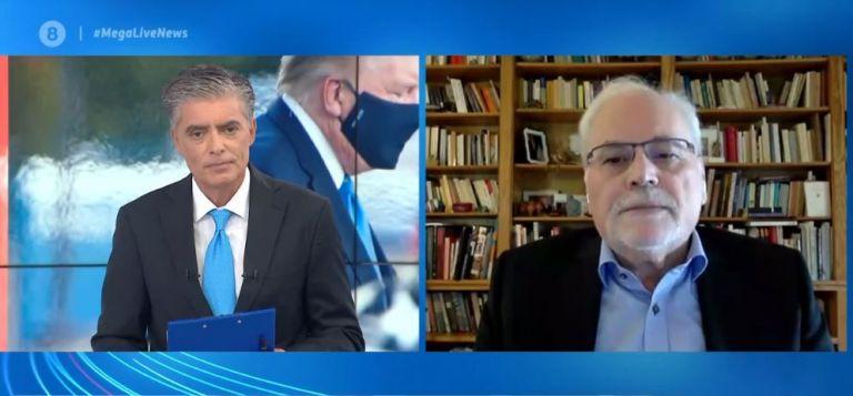 Δρ Παυλάκης για Τραμπ στο MEGA: Πολλοί υποτίμησαν την ασθένεια και πέθαναν στο σπίτι τους | tovima.gr
