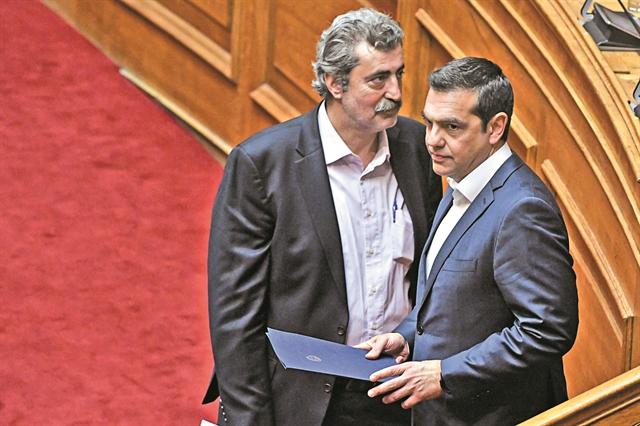 Πολάκης : Ομάδα χωρίς αρχηγό είναι μηδέν | tovima.gr