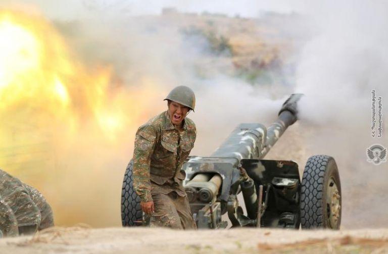 Ναγκόρνο Καραμπάχ : Νεκροί 21 στρατιώτες στις μάχες με το Αζερμπαϊτζάν | tovima.gr