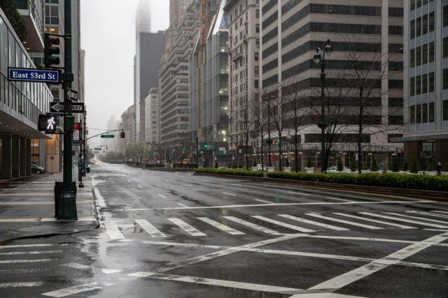 Κορωνοϊός: Στη δίνη της κρίσης η οικονομία της Νέας Υόρκης | tovima.gr