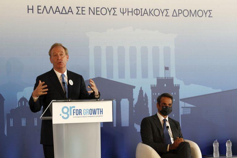 Microsoft : Τι περιλαμβάνει η επένδυση στην Ελλάδα | tovima.gr